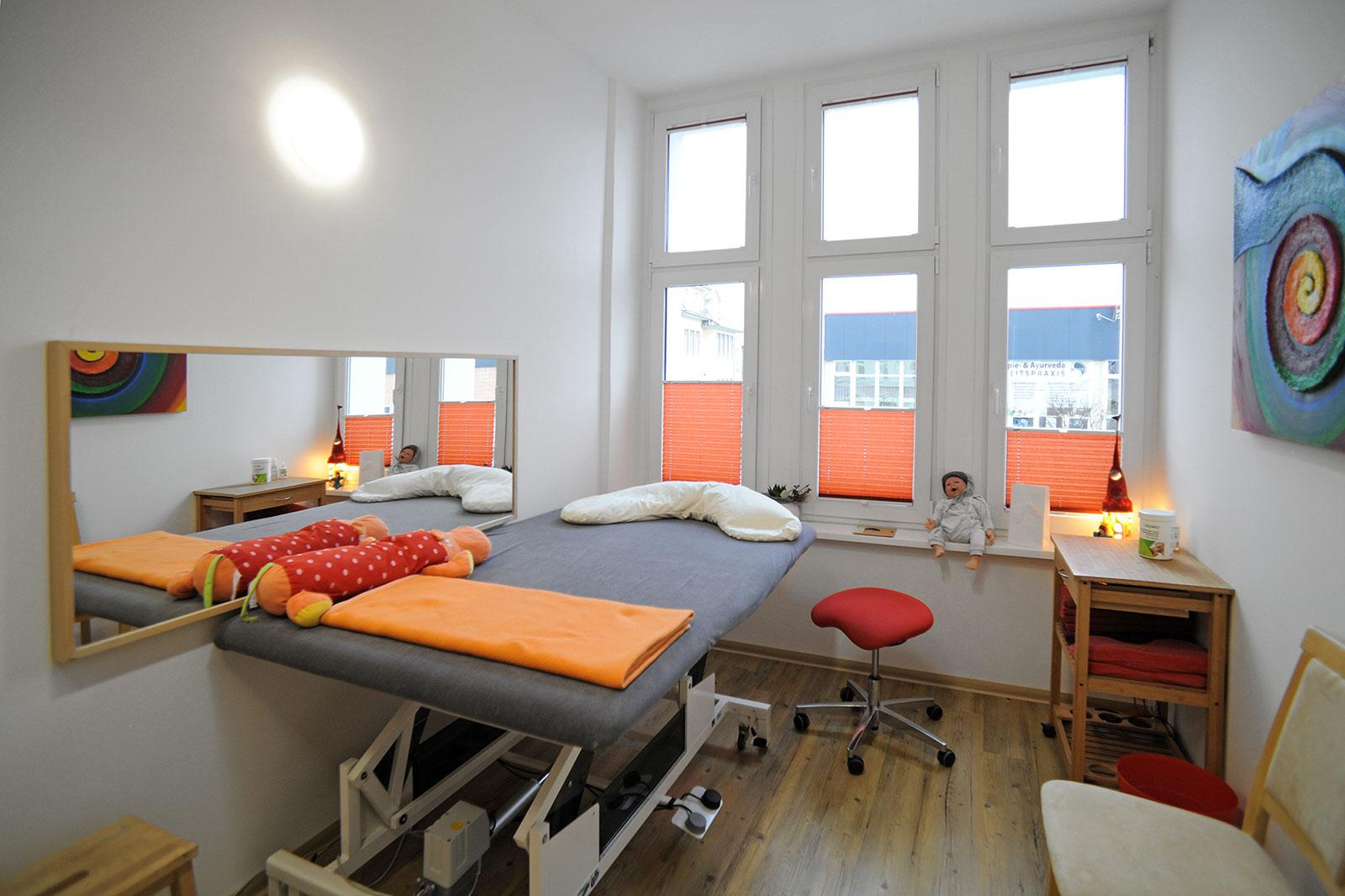 Physiotherapie Britta Schmidt in Nordhausen